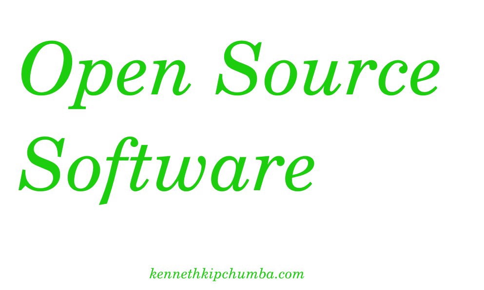 What is Open Source Software ?